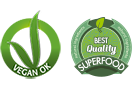 VEGAN OK BEST QUALITY SUPERFOOD