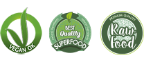 vegan ok - best quality superfood - raw food