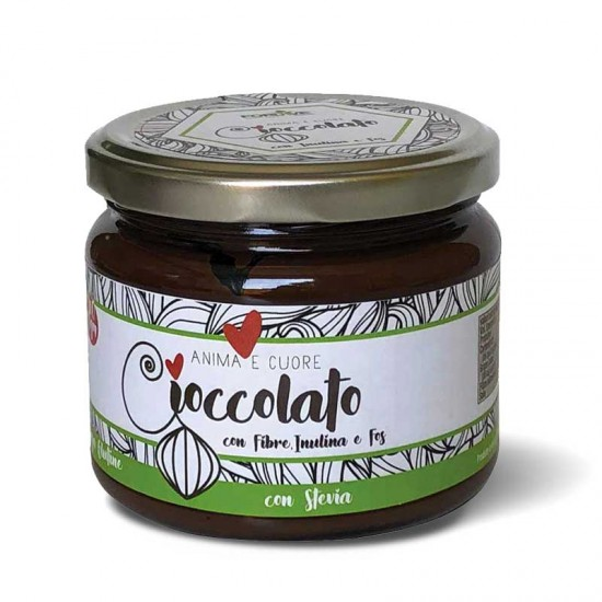 VASETTO CREMA GIANDUIA 250 GR
