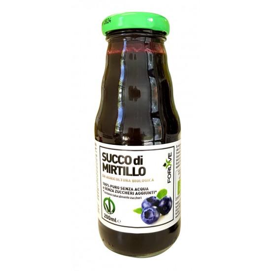Succo di Mirtillo Puro - 200ml