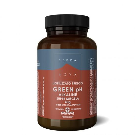 GREEN PH ALKALINE
